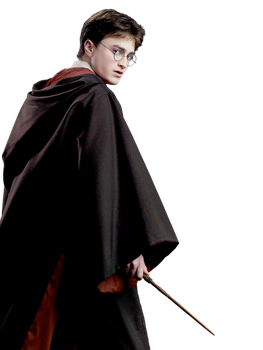 HARRY POTTER - RENDER by BarbaraTP