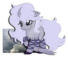Yuno The Astral Pony Adoption *closed* by MagicDarkArt