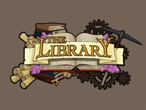 The Library by streedes