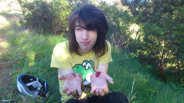 The day my bike exploded.. by jordansweeto