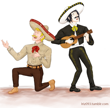 VIVA MEXICO by Ladypink93