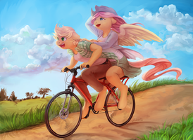 Bike by Audrarius