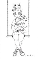 Juicy Bulma by emalterre