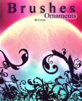 Ornaments BRUSHES by livyer