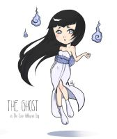 The Ghost by MartaValentin