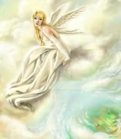.Solemn Angel Lena. by Lii-chan