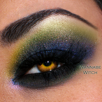 Ed Hardy Inspired Eye Makeup 2 by anilorac186