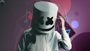 Marshmello by md-photoshops