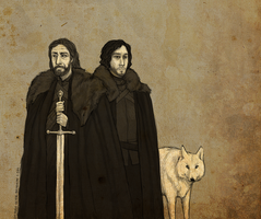 Game of Thrones by Svenly