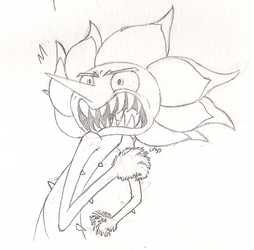 sPOOKED FLOWER BOI by LPS100