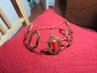 Melisandre necklace by hodryronja