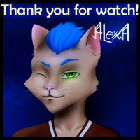 Thank you for watch! by Den-of-AlexA