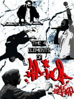 Four elements of Hip Hop by torretta