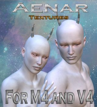 Aenar Textures for M4 and V4 by mylochka