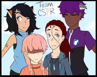 Team CSPR by LuckyJiku