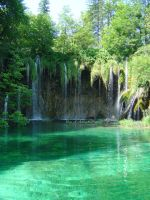 Plitvice Lakes Stock by prudentia