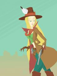 Calamity Jane2 by TrucEtBidule