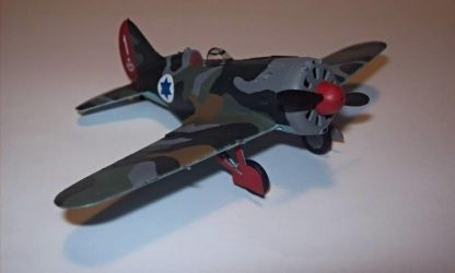 Eastern Front 1941: SUAC I-16 Type 24 by Sport16ing