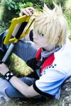 Kingdom Hearts: Roxas Cosplay by ShadowFox-Cosplay
