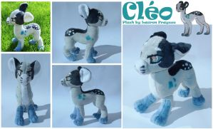Evoloon Plush .:Cleo:. by Lfraysse