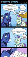 MLP: Doctor's Orders by PacificGreen