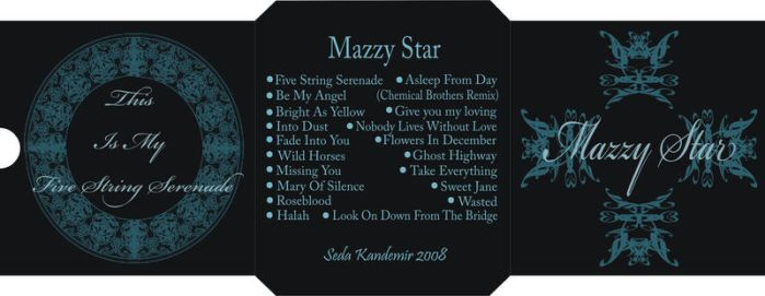 Mazzy Star as a gift by sed-xxx