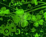 St. Patrick's Day background by Xx-Shipon-xX
