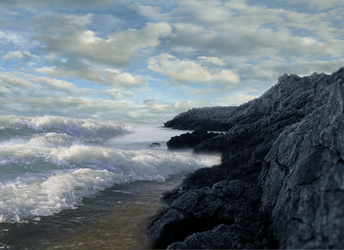 Another Shoreline by SolStock