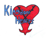 Kingdom Hearts by Busted-Love