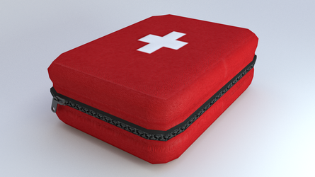 First Aid Kit by JigglyRitz