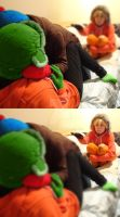 South Park - foreveralone by Lillychiyo