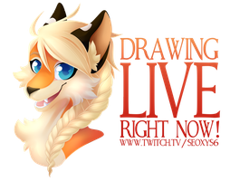 [LIVE] Drawing live now by Seoxys6