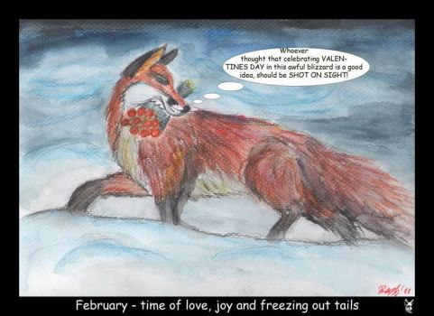February by Foxia
