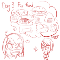 Day 3 Favourite Food...s by OMGProductions