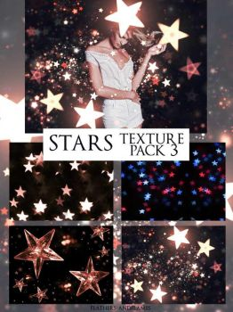 Texture Pack 3 - Stars by feathers-andflames