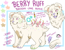 Berry Ruff Reference Sheet by iCaitlynn