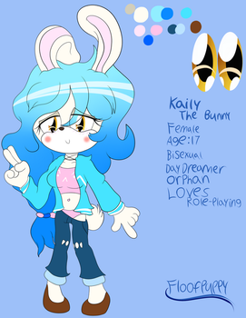 Kaily The Bunny by FloofPuppy-64
