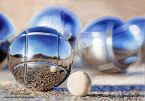 Petanque by Sadness40