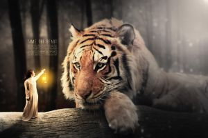 Fantasy Tiger Manipulation by thatguyrobert