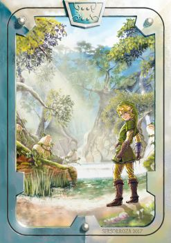 Farone Forest-Link by sersorroza