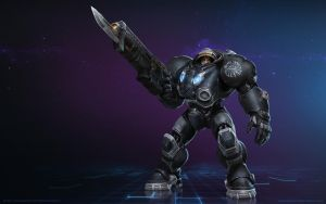 James Raynor, Renegade Commander by Mr--Jack