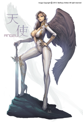 angel by Froitz