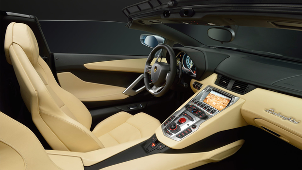Lamborghini Roadster Embedded by p0isonParadise