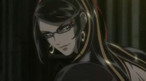 Finally Bayonetta in anime movie by TheDemonLady