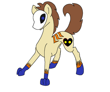My Torch Hound by Darkgamer066