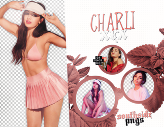Png Pack 3958 - Charli xcx by southsidepngs