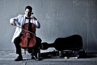 The Cellist Intro by SobekSemper