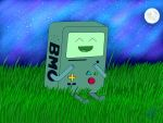 BMO joins the Night Adventure by Valleis
