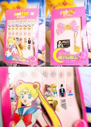 Sailor Moon Locket Watch by LilithScream