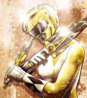 Yellow Ranger by Fuacka